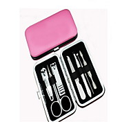 Manicure Kit Carbon Steel Set Nail Clippers Suit