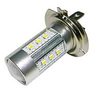 H7 15W 1450lm 6500K 15x2323 SMD LED de luz blanca para el coche Faro (DC10 ~ 30V)