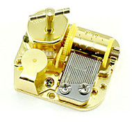 Music Box Castle in the Sky Sweet / Special / Creative Metal Golden For Boys / For Girls