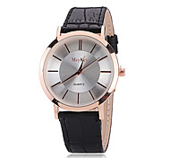 Men's fashion contracted leisure belt Men's watch