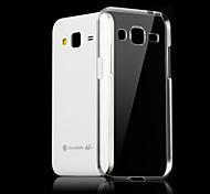 Для Кейс для  Samsung Galaxy Прозрачный Кейс для Задняя крышка Кейс для Один цвет TPU для SamsungJ7 (2016) / J7 / J5 (2016) / J5 / J1