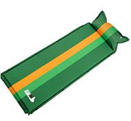 Camping Pad Green / Orange