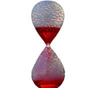 Clessidre Nuovi giochi Cilindrico Plastica Rosso Per bambini Per bambine Da 5 a 7 anni Da 8 a 13 anni 14 Anni e oltre