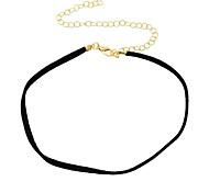 Black Chocker Necklaces
