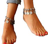 Frauen-Legierung Fußkettchenschmucksachen 1pc