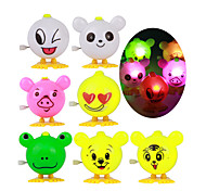 Wind-up Toy Novelty Toy Toys Noctilucent Sphere Plastic Rainbow For Boys For Girls Random Color