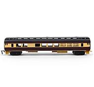 Track Rail Car Novelty Toy Toys Novelty Khaki Plastic