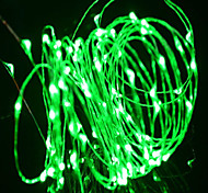 Dc12v 16.5FT 50 Leds Fairy String Lights Christmas Wedding Party Xmas Decoration and Power
