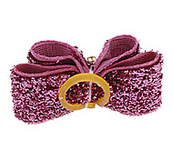 Lovely pet rubber band hair clip