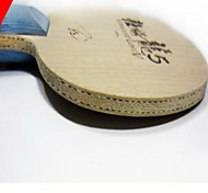 Table Tennis Rackets Ping Pang Wood Short Handle Pimples Indoor-#