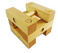 Мин Блокировка Kong Игрушки Дерево Золотистый Для мальчиков Для девочек 5-7 лет 8-13 лет от 14 лет