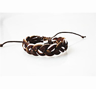 XS123 Europe And South Korea Street Fashion Leisure All-match Retro Leather Bracelet Bracelet Jewelry Neutral Surf