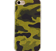 For Apple iPhone 7 Plus iPhone 7 Case Cover Glitter Shine Camouflage Frosted TPU Mobile Phone Cases