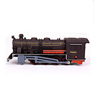 Track Rail Car Novelty Toy Train Novelty Brown Plastic
