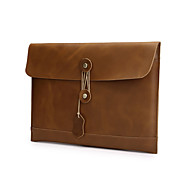Retro-Leder Notebooktasche Laptop Sleeves für MacBook Air 13,3 ''