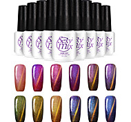 Sexymix Beauty 7ml Chameleon Gel Polish UV Magnet Nail Varnish Manicure Tool Long Lasting