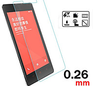 9H 0.26mm Premium Anti-shatter Tempered Glass Screen Protective Film for Xiaomi Redmi Note