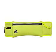 Waist Bag/Waistpack Belt Pouch/Belt Bag for Camping & Hiking Traveling Cycling/Bike Running Jogging Sports BagWaterproof Rain-Proof