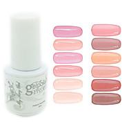 yemannvyou®sequins УФ цвет гель лак для ногтей no.37-48 (5мл, разные цвета)
