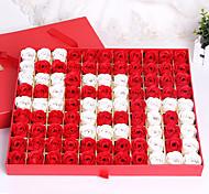alto grau aumentou caixa de sabão flor 520 do dia de mãe para enviar sua namorada no Dia dos Namorados os presentes festival Qixi