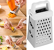 High Quality Useful Mini 4 Sides Multifunction Handheld Grater Slicer Fruit Vegetable Kitchen Tools Cocina Gadget Cuisine