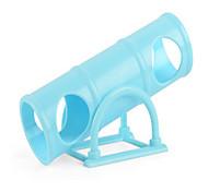 Roedores Ruedas de Ejercicio Plástico Azul