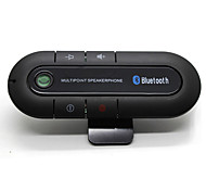 Wireless Hands Free Bluetooth Car Kit Speaker Wireless Aux Bluetooth Speaker Bluetooth V3.0 Car Visor Speaker Kit