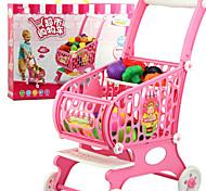 Tue so als ob du spielst Freizeit Hobbys Spielzeuge Neuartige Gemüse ABS Regenbogen Für Jungen Für Mädchen