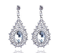 European Fashion Boutique Full Diamond Crystal Earrings