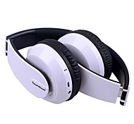 Head-mounted Folding Bilateral Stereo Bluetooth Headset for 4.0