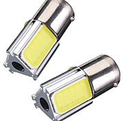 2PCS Excelle Special Car Fog Lamp 18W COB LED Car Brake Lamp Car Turn Signal Lamp