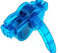 Bike Chain Cleaning Tool Bike Chain Cleaner Bicycle Chain Cleaning Scrubber Tool with Rotating Brushes