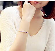 Chain Bracelet Silver Plated Others Fashion Gift Jewelry Gift 1pc