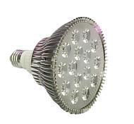 18W E27 Lampes Horticoles LED 18 LED Haute Puissance 1620-1800 lm Rouge Bleu V 1 pièce