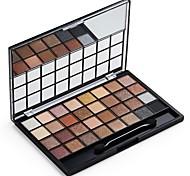 1Pcs  32 Colours New Professional Makeup Eyeshadow Palette Beauty Make Up Set Nake Cosmetics Makeup Eye Shadow Nude