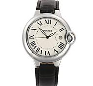 Hombre Mujer Unisex Reloj Deportivo Reloj de Vestir Reloj de Moda Reloj de Pulsera El reloj mecánico Cuerda AutomáticaCalendario suizo De