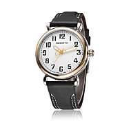 Women's Fashion Watch / Wrist watch Quartz Water Resistant/Water Proof Alloy Band Casual Silver / Gold Brand