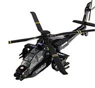 Planes & Helicopter Toys Car Toys 1:50 Plastic Metal Black Model & Building Toy