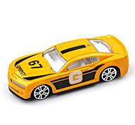 Race Car Toys 1:64 Metal Plastic Yellow