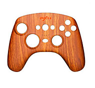 PXN®Day Bow Series Gamepad Individual Face Covered-- Wood Grain