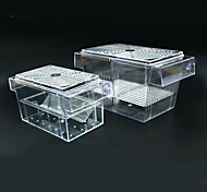 Aquarium Fish Tank Fish Breeding Tank Plastic Transparent