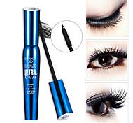 1Pcs  3D Fiber Lashes Rimel Mascara Makeup Cosmetics Ink Gel Natural Fibers Waterproof Eyelash Cosmetics Eyes