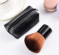 1Pcs New Fashion Special Hot Pro Mushroom Blush Loose Power Make Up Brush