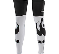 XINTOWN Panda Men's and Women's High Elastic Antiskid Bike Bicycle Cycling Leg Warmers Running Sleeve sun UV Protection Guard Knee S-XXXL