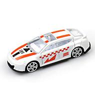 Rennauto Spielzeuge 1:64 Metall Plastik Weiß