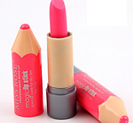 1Pcs Top Quality Lip Balm Fantastic Crayons Funky Unisex Pencil Shaped Solid Moisturizer stick Lip Balm  Color Random
