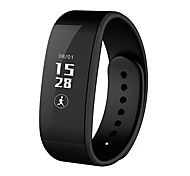 CRADMISHA Touch Screen Heart Rate Monitor Health Bracelet Pedometer Sleep Fitness Tracker Waterproof Bluetooth Smart Wristband Band w3