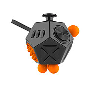 Desk Toy Fidget Cube 2 Relieves Anxiety and Stress Juguete For Adults Squeeze Fun anti Stress Fidget Cube Desk Spin Toys