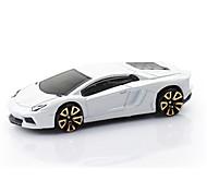 Race Car Toys 1:64 Metal White