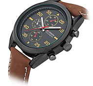 CURREN New USES With Waterproof Eye Movement Watch